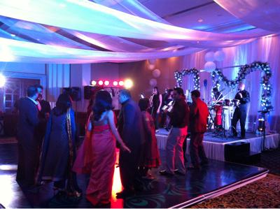 Wedding at Leela Palace